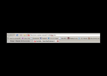 Youtube URL fail