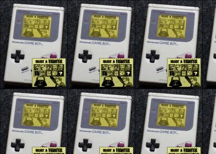 YTMND KOMBAT : Gameboy Edition