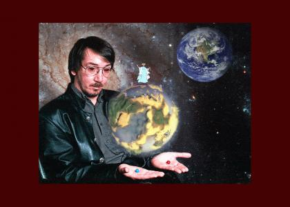 The Spore grows.. Will Wright plays God.
