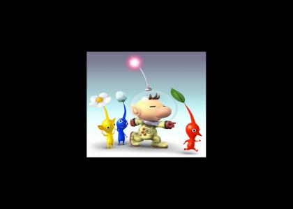 pikmin song off brawl(terrible quality)
