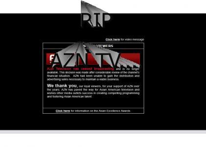 AZN TV Is dead.....