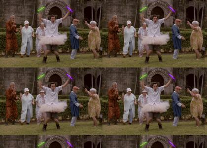 Ace Ventura can rave!!