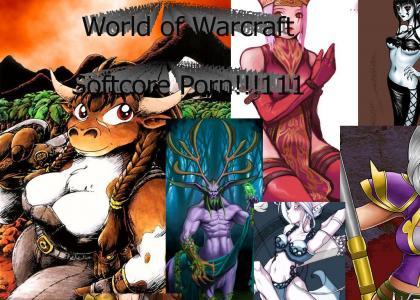 World of Warcraft Softcore Porn