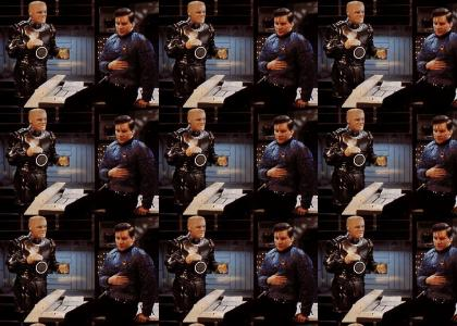 Red Dwarf- Space Corps Directive 34124