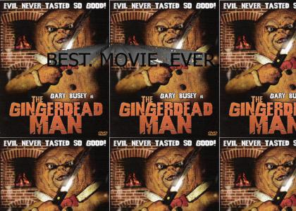 Gary Busey IS... The Gingerdead Man!