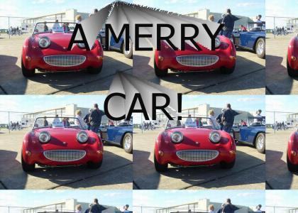 A MERRY CAR
