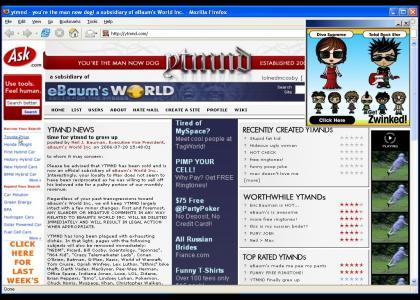 eBaum's bought YTMND
