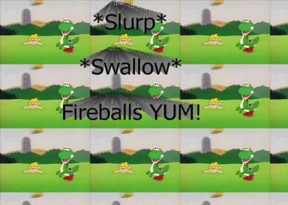 Fireballs Yum