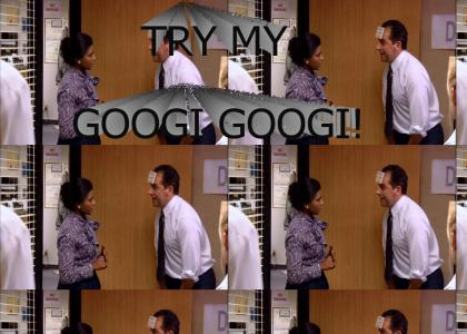 Steve Carell wants you to try his googi googi