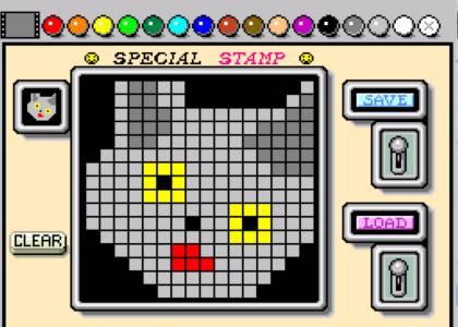 Mario Paint NEDM
