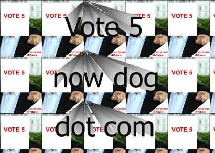 VOTE5TMND: VOTE5
