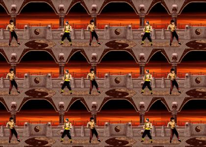 Mortal Kombat lol