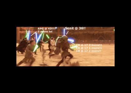 Noob Wars: Episode 2 The Attack of the Noobs
