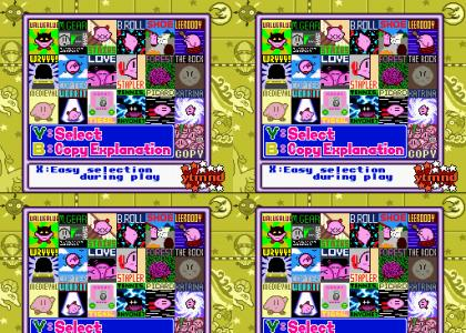 Kirby Selects a Fad V2.0