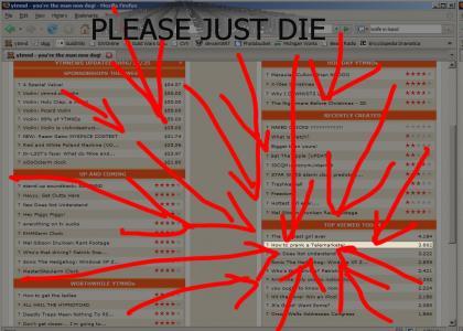 Please, just die!