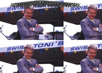 Swiss Toni's Tips #002: Wallpaper