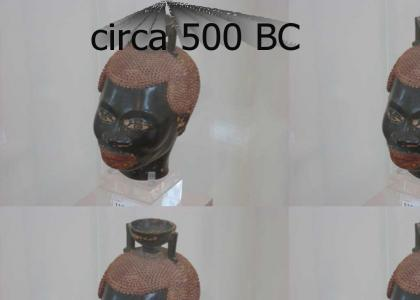 Ancient Greeks were Racist