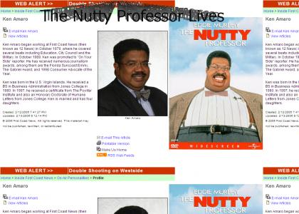 The Nutty Professor Lives