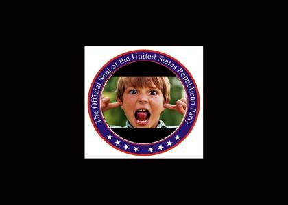 New Republican Party Seal