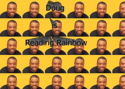 BOOM HEADSHOT Reading Rainbow!!