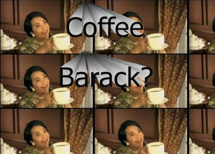 Coffee Barack?