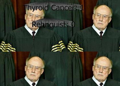 RIP Cheif Justice Rehnquist