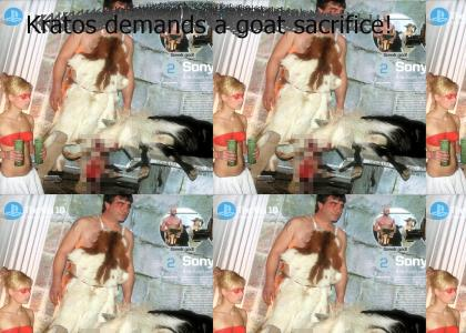 God Of Goats