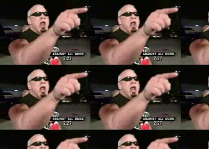 Scott Steiner tells it like it is