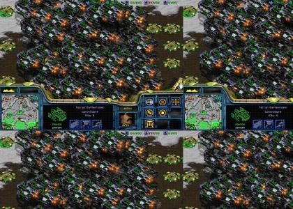 Starcraft Convoy