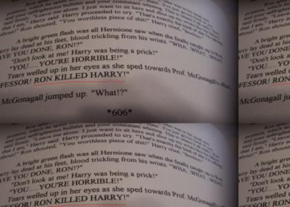 HARRY DIES IN BOOK 7