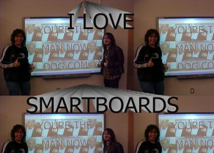 I love SmartBoards (beta)