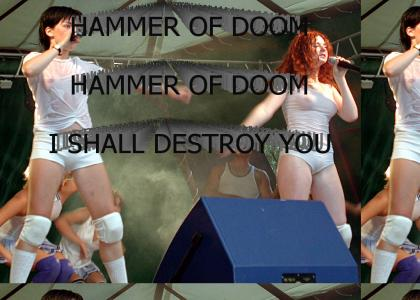 DOOMHAMMER THE AVENGER