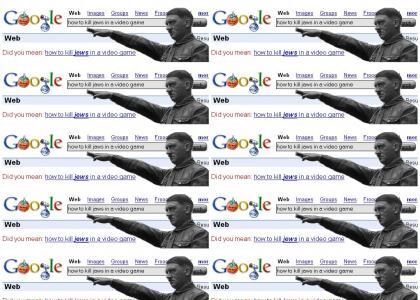 Google hates jews