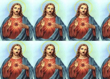Jesus Is Hitler!