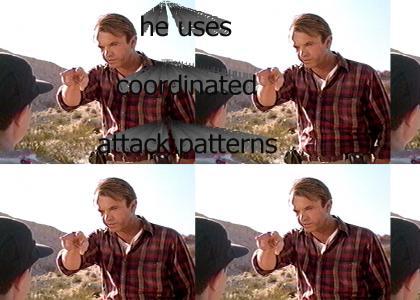 Jurassic Park Raptor Speech