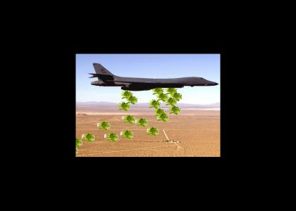 Carepet Bombing