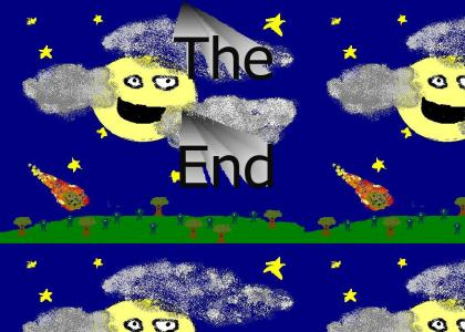 The End: How it's really goin down