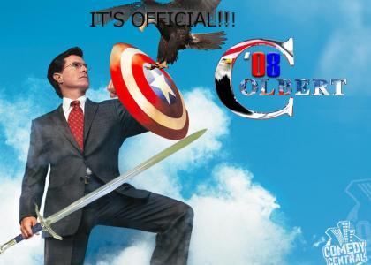 Stephen Colbert '08