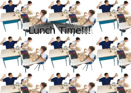 Rammstein - Lunch Time!