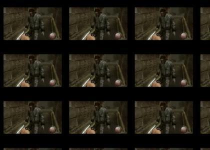 Resident evil 4 - sex PART1