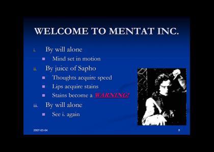 Mentat Inc.