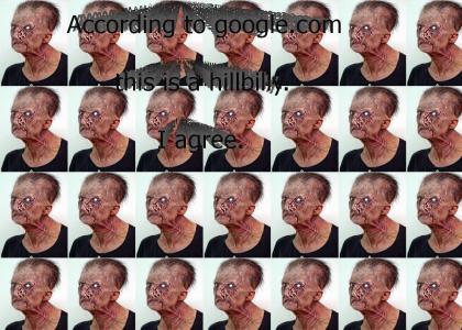 Googles take on hillbillies?