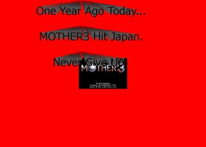 Happy MOTHER3 Day!