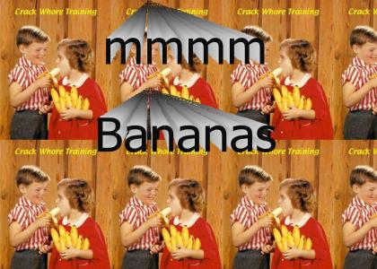 mmm bananas