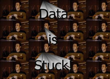 Data has one weakness: Chinese fingertraps.