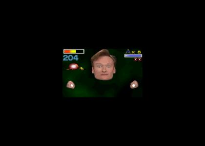 Conan is... ANDROSS!