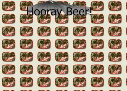 Hooray Beer!