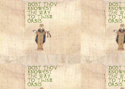 Medieval Tony Christie