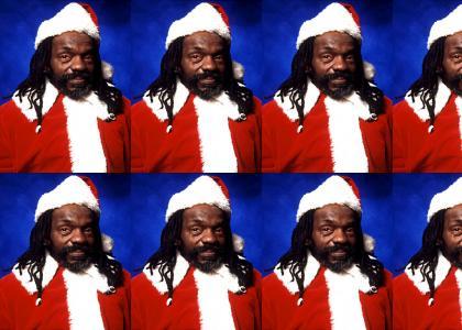 Santa Claus is a Black Man