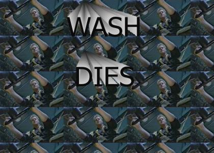 WASH DIES